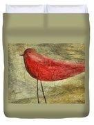 The Bird - Ft06 Duvet Cover