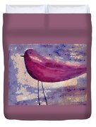 The Bird - K0912b Duvet Cover