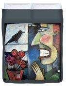 The Bird Watcher Duvet Cover