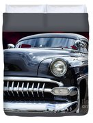 The Black 54 Duvet Cover