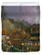 The Black Country Museum 2 Duvet Cover