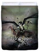 The Black Swan Duvet Cover
