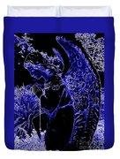 The Blue Angel Duvet Cover