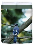 The Blues Song Duvet Cover