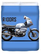 The R100rs Motorcycle 1977 Duvet Cover