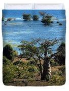 The Boabob Tree Duvet Cover