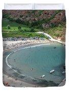 The Bolata Beach Duvet Cover