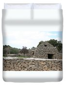 Bories Village - Luberon Duvet Cover