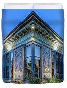 The Boulder Dushanbe Teahous Duvet Cover