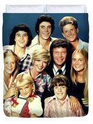 The Brady Bunch Duvet Cover