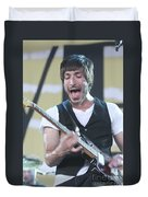 The Bravery Michael Zakarin Duvet Cover