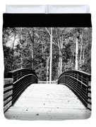 The Bridge Duvet Cover