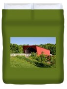 The Bridges Of Madison County Duvet Cover
