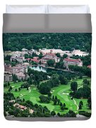 The Broadmoor Resort Duvet Cover