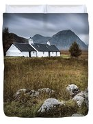 Blackrock And The Buachaille Duvet Cover