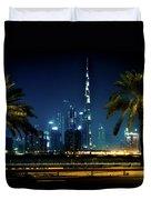 The Burj Khalifa  Duvet Cover
