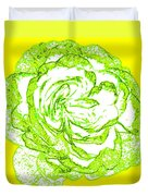 The Cabbage Rose Duvet Cover