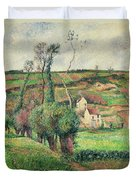 The Cabbage Slopes Duvet Cover