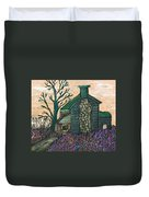 The Cabin 2 Duvet Cover