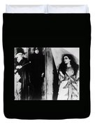 The Cabinet Of Dr.caligari Duvet Cover