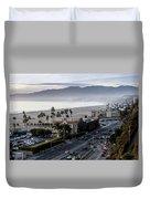 The California Incline Duvet Cover