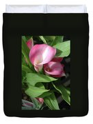 The Calla Lily Duvet Cover
