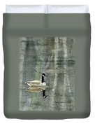 The Canadian Goose Duvet Cover