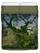 The Canopy Duvet Cover