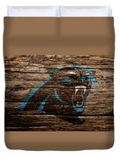 The Carolina Panthers 4b Duvet Cover