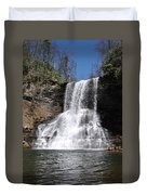 The Cascades Falls II Duvet Cover