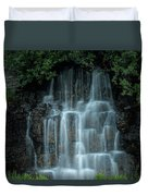The Cascading Waterfall Duvet Cover