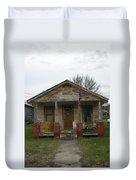 The Cat House Duvet Cover