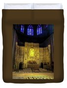 The Cathedral Church Of Saint Peter And Saint Paul Duvet Cover