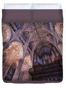 The Cathedral Of St. Patrick Duvet Cover