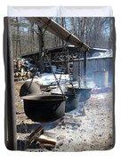 The Cauldrons Duvet Cover