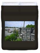 The Cedar Keys Duvet Cover