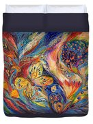 The Chagall Dreams Duvet Cover