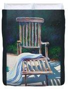 The Chair Duvet Cover