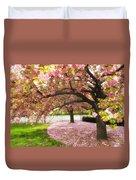 The Cherry Tree Duvet Cover
