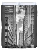 The Chicago Loop Duvet Cover