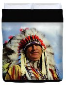 The Chief Duvet Cover