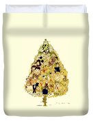 The Children Tree Duvet Cover