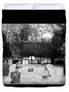The Churchyard Duvet Cover