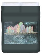 The City That Never Sleeps Duvet Cover
