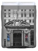 The Civic Opera House Duvet Cover