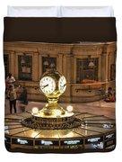The Clock Duvet Cover