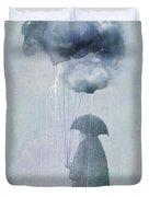 The Cloud Seller Duvet Cover