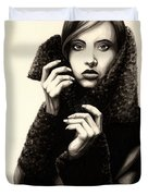 The Coat Duvet Cover