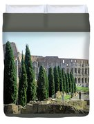 The Coliseum Duvet Cover