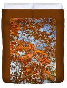 The Color Of Fall 1 Duvet Cover